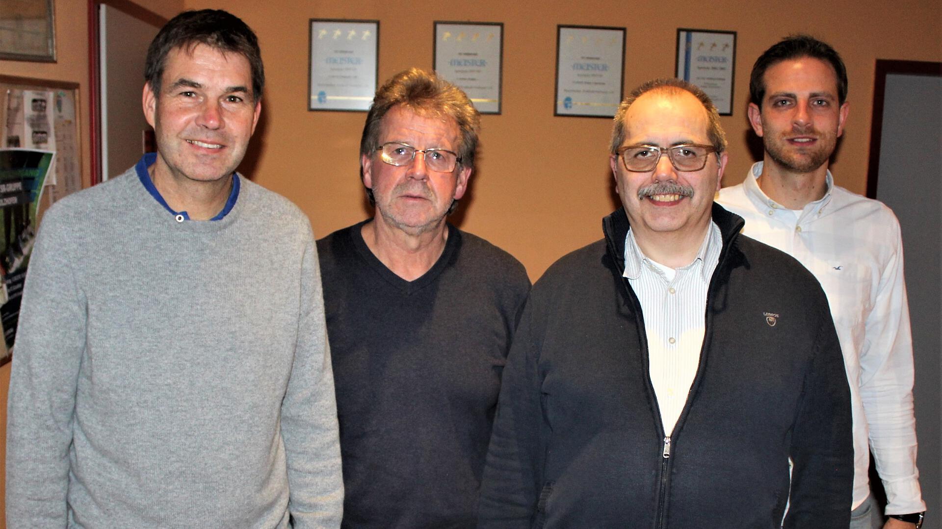 TSV/DJK Wiesentheid Vorstandschaft