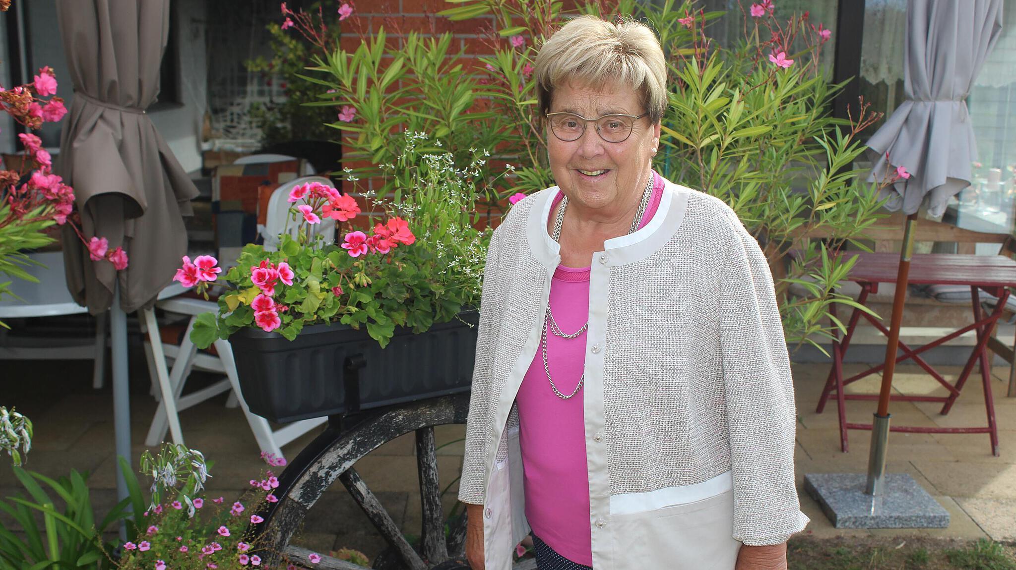 Lore Ragati Wiesentheid 90 Geburtstag